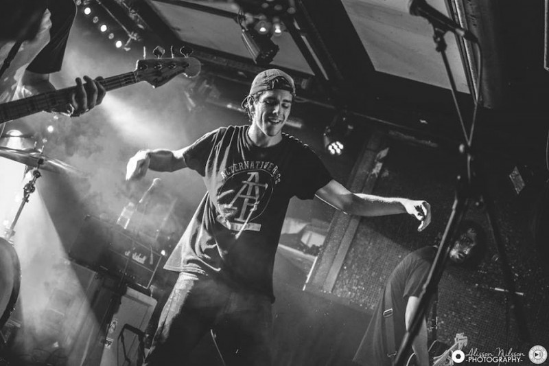 Knuckle Puck - Paris, September 2015 © Alisson Nilsson // www.plugin-mag.com